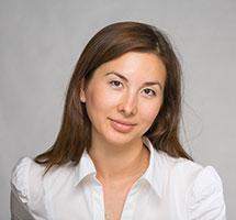 Анна Клепова, руководитель отдела HR