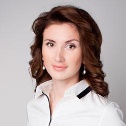 Мария Мироничева, руководитель отдела маркетинга и внутренних коммуникаций