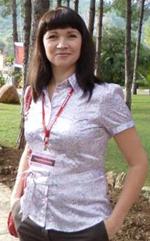 Наталья Тергалова, руководитель службы управления персоналом ОАО «Хлебпром»