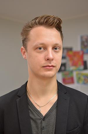 Мешков Станислав Сергеевич, специалист по внутренним коммуникациям компании «Фонд развития интеллектуального бизнеса»