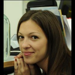 Виктория Манжарова, менеджер по информационной аналитике и поддержке продаж