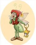 Сверчок Франц, виртуальный персонаж «Интерьерной лавки»