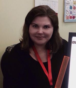 Анастасия Машкова, менеджер по обучению персонала