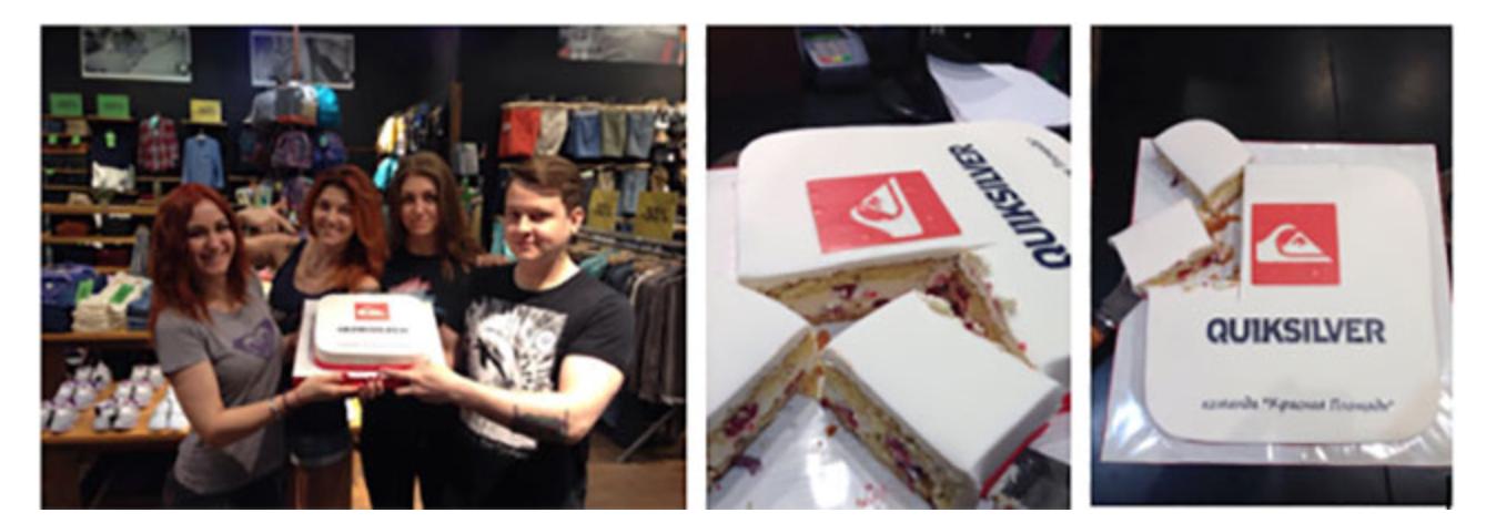 Торт победителям! (то есть – всем)