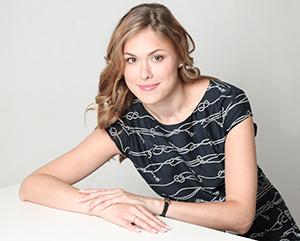 Екатерина Бадалян, менеджер по персоналу.