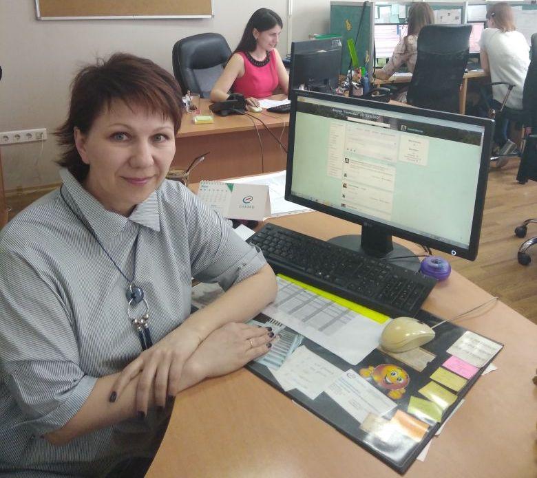 Ольга Абрамян, инженер 1 категории «СИБЭКО»