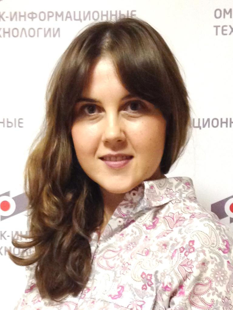 Елена Казанцева, куратор программы «Ярмарка идей», «ОМК-ИТ»