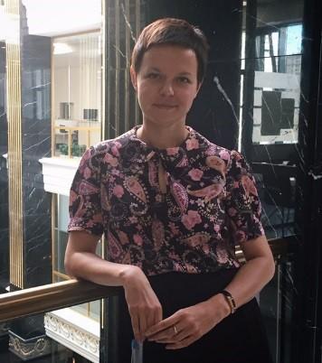 Елена Гришкова, руководитель направления операционной эффективности ООО «Ноябрьскнефтегазсвязь»
