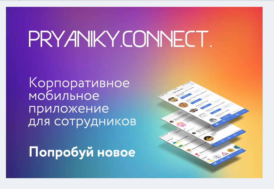Pryaniky.Connect