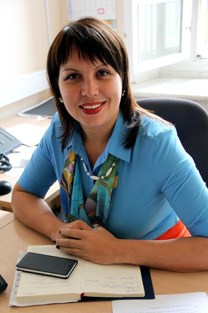 Ольга Гнелица, начальник контактного центра ПАО «Ростелеком», МРФ Северо-Запад