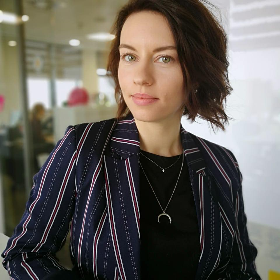 Мария Герман, HR Business Partner